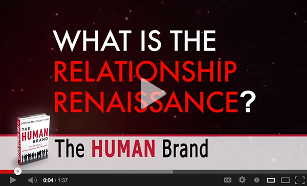 What is the Relationship Renaissance?